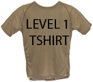 HALYS PCU Level 1 T-shirt